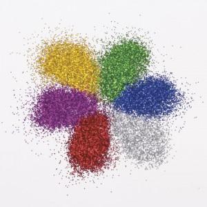Блестки для декорирования (глиттер) ОСТРОВ СОКРОВИЩ, 7 грамм, цвета ассорти