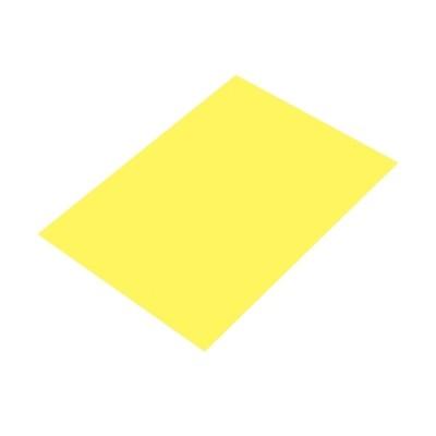 Бумага цветная двусторонняя А4 желтая ПОШТУЧНО