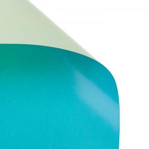 Бумага цветная самоклеящаяся А4, 6 листов 6 цветов