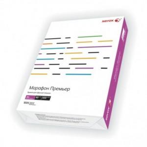 Бумага офисная XEROX Марафон Премьер А4, 80 г/м2, 500 листов 450L91720
