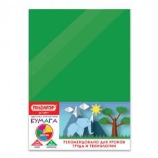 Цветная бумага А4 БАРХАТНАЯ, 5 листов 5 цветов, 110 г/м2, ПИФАГОР