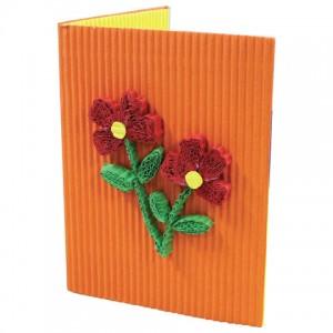 Цветная бумага А4 ГОФРИРОВАННАЯ, 8 листов 8 цветов, 160 г/м2, ОСТРОВ СОКРОВИЩ