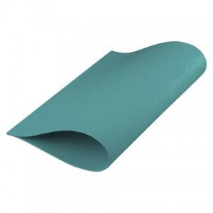 Цветной фетр для творчества, А4, ОСТРОВ СОКРОВИЩ, 5 листов, 5 цветов, толщина 2 мм, оттенки синего