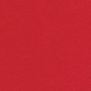 Цветной фетр для творчества в рулоне 500х700 мм, BRAUBERG/ОСТРОВ СОКРОВИЩ, толщина 2 мм, красный
