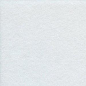 Цветной фетр для творчества в рулоне 500х700 мм BRAUBERG/ОСТРОВ СОКРОВИЩ, толщина 2 мм, снежно-белый