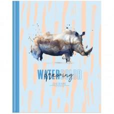 """Дневник 1-4 кл. 48л.(твердый) ArtSpace """"Watercolor drawing"""", глянцевая ламинация"""