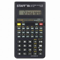 Калькулятор инженерный STAFF STF-165 (143х78 мм), 128 функций, 10 разрядов
