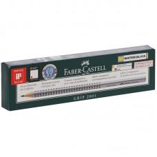 """Карандаш ч/г Faber-Castell """"Grip 2001"""" HB, трехгран., заточен."""