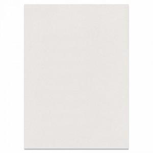 Картон белый А4, 25 листов, мелованный, 210 х 297 мм Brauberg