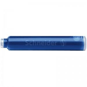 Картриджи чернильные Schneider кобальтовый синий, 6шт.