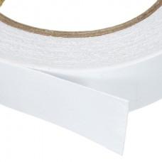 Клейкая двухсторонняя лента 25 мм х 8 м, НА ВСПЕНЕННОЙ ОСНОВЕ, 1 мм, прочная, BRAUBERG