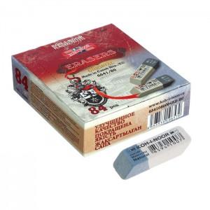 Ластик Koh-I-Noor каучук Sanpearl 6541/84-80, бело-синий