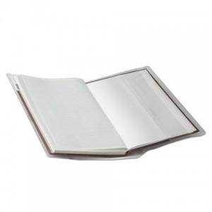 Обложка ПВХ для учебника ПИФАГОР, универсальная, 120 мкм, 286х550 мм