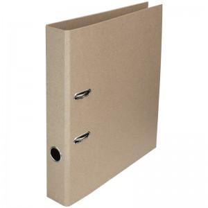 Папка-регистратор OfficeSpace 50мм, картон, без покрытия