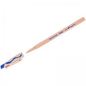 """Ручка шариковая стираемая Paper Mate """"Replay Medium"""" синяя, 1,0мм"""