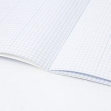 Тетрадь-словарь для записи иностранных слов А5 48 л., скоба, клетка, BRAUBERG