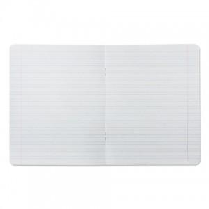 Тетрадь 12 л. BRAUBERG КЛАССИКА, частая косая линия, обложка картон, АССОРТИ (5 видов)