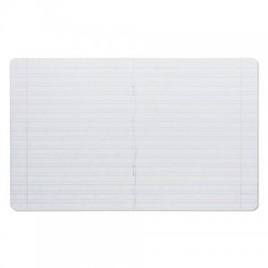 Тетрадь 12 л. BRAUBERG КЛАССИКА, косая линия, обложка картон, АССОРТИ (5 видов)