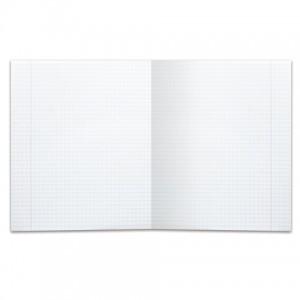 Тетрадь 24 л. BRAUBERG КЛАССИКА, клетка, обложка картон, АССОРТИ (5 видов)